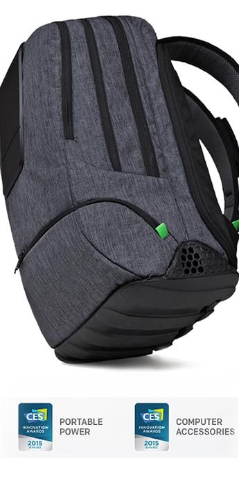 backpack industrial design