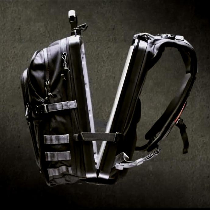 Innovative backpack design