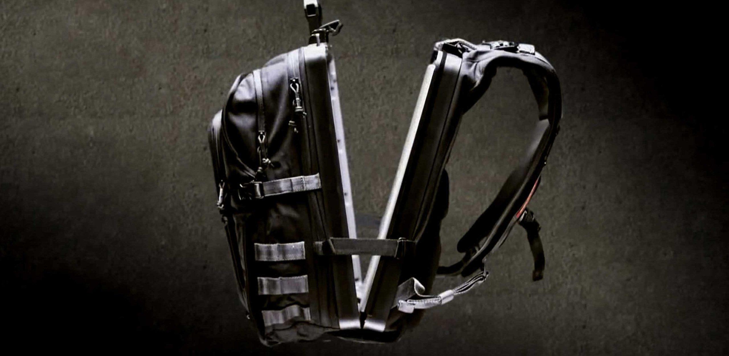 Hybrid Backpack Designer